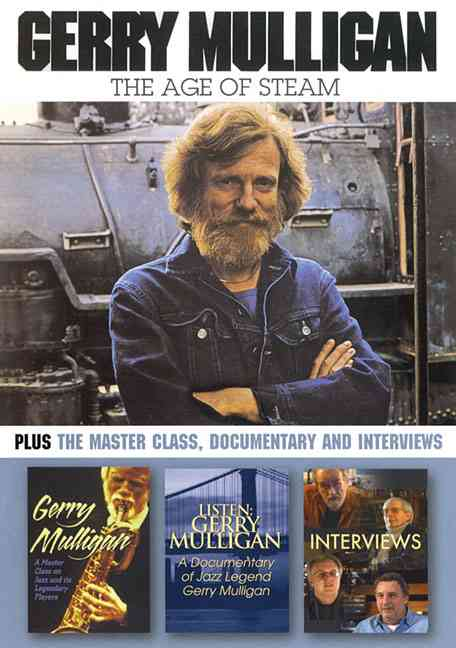 AGE OF STEAM BY MULLIGAN,GERRY (DVD)