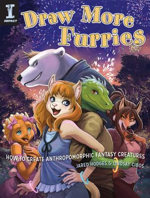 Draw More Furries By Hodges, Jared/ Cibos, Lindsay